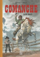 Comanche:   2a. Red dust (LX)